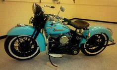 1948 Harley-Davidson FLAT HEAD