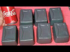 SABÃO DURÃO DE COCA COLA - YouTube Coca Cola, Canal E, Ice Cube Trays, Nail Polish, Soap, Cleaning, Youtube, Lorraine, Costa