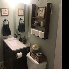 Wash Your Hands Brush Your Teeth Signs Wall Decor Shelf Decor Wood Sign Farmhouse Bathroom Signs Bathroom Decor Cottage Bathroom Design Ideas, Diy Bathroom Decor, Bathroom Signs, Bathroom Organization, Bathroom Faucets, Bathroom Storage, Bathroom Ideas, Bathroom Trends, Remodel Bathroom
