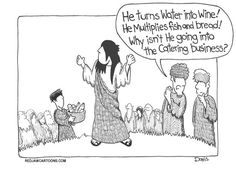 A fantastic new Christian cartoonist - Tim Spike Davis at Redjaw Cartoons   Christian Funny Pictures - A time to laugh