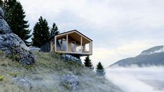 Images: Fjord house