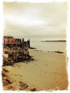 Port Townsend, WA My best memories are of walking along the beaches.