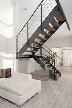 HPL stairs – HPL staircase 06 – Staircase construction Voss … - All About Women
