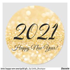 Custom Cards, Custom Stickers, Gold Glitter Background, Bow Template, Quotes About New Year, Geometric Wedding, Round Stickers, Holidays And Events, Happy New Year
