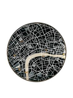 19 best seletti images on pinterest dinnerware porcelain and seletti porcelain map plate london gumiabroncs Gallery