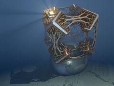 Cubic Woods - Fractal 3D