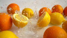 Video Footage, Stock Footage, Lemon