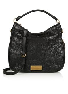 Marc by Marc Jacobs Hobo Billy Washed Up  •