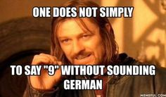 For me as a german girl, I have to say, that's right