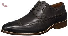 Tommy Hilfiger H2285ampton 1a, Brogues Homme, Beige (Coffeebean 018), 43 EU - Chaussures tommy hilfiger (*Partner-Link)