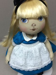 Muñeca Alicia en el pais de las maravillas