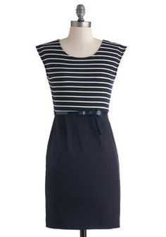 Fashion Consultant Dress, #ModCloth. My brand new acquisition!