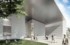 Foster + Partners' Norton Museum Expansion Breaks Ground in Florida