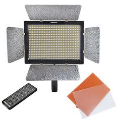 YONGNUO YN600L LED Video 5500K Light White Photography Studio Lighting for Canon Nikon Camcorder