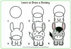 23 zvieratiek, ktoré naučíte deti hravo nakresliť