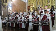Banda de Cornetas y Tambores de la Cofradia de la Santa Vera Cruz en Bad...