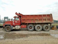 Mack Dump Truck, Mack Trucks, Dump Trucks For Sale, Concrete, Ford, Plants, Vintage Trucks, Plant, Planets