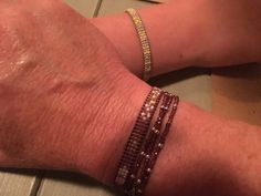 Best bracelets made with ❤️ love ❤️ and illusion 🎉