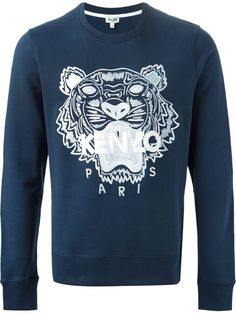 Shop Kenzo 'Tiger' sweatshirt in Elite from the world's best independent boutiques at farfetch.com. Shop 300 boutiques at one address.