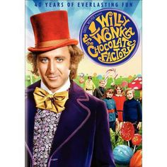 Willy Wonka & Chocolate Factory (40th Anniversay)(Widescreen) (Dual-layered DVD)