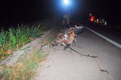 Dois moradores de Manhuaçu morrem em acidente na BR-262