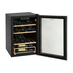 Cave à Vins Vitrée Candy 40 Bouteilles CCVA 200 GL pour Dégustation Pinot Noir, Shoe Rack, Champagne, Home, Design, Wine Cellar, Bottle, Shoe Racks, Ad Home