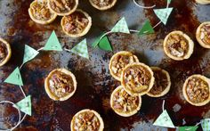 Mini Pecan Pie Pecan Tassie With Sorghum Rebecca Gordon Buttermilk Lipstick Tailgating Expert Tide & Tigers Today Game Day Hostess Alabama Auburn Football food dessert recipes Southern Cooking Lessons Raycom Media Sports Easy entertaining WBRC Fox 6 Birmingham Gameday Tailgate Party College Football NFL