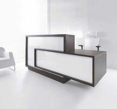 38 best modern reception desks images on pinterest modern rh pinterest com modern reception desks in silicon valley modern reception desks in black