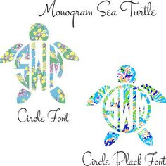 lilly pulitzer monogram binder covers - Google Search