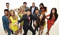 The Only Way Is Essex cast, series six