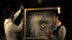 Prolet, corto realizado por los alumnos del Máster en Efectos Visuales y basado en una idea origintal de Carlos Valera.