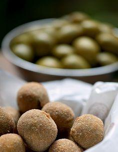 Olive fritti (azeitonas fritas)