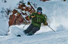 Go Shred some snow - Snowbasin