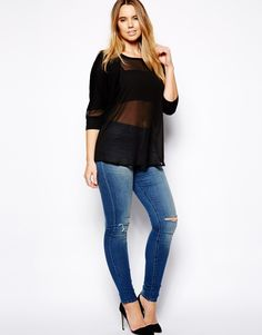 spring/summer 2014 fashion trends | Plus Size Fashion Trends For Spring and Summer 2014 4