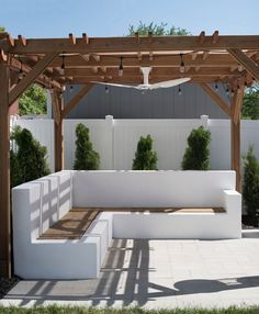 70 Cozy Backyard and Garden Seating Ideas for Summer Summer – it is a great season to enjoy outdoor time. Backyard there's nothing quite like relaxing in the backyard, so make sure you have . Cozy Backyard, Backyard Seating, Backyard Patio Designs, Outdoor Seating Areas, Garden Seating, Backyard Landscaping, Outdoor Sofa, Outdoor Decor, Deck Patio
