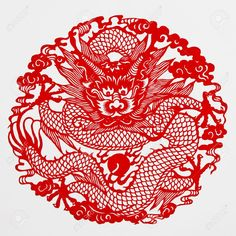 papercut chinese zodiac - Google Search