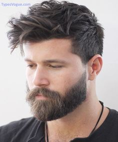 Messy Taper Hairstyle – Best Men's Hairstyles: Cool Haircuts For Men. Most Popul… Messy Taper Hairstyle – Best Men's Hairstyles: Cool Haircuts For Men. Most Popular Short, Medium and Long Hairstyles For Guys Medium Length Hair Men, Mens Medium Length Hairstyles, Medium Long Hair, Medium Hair Cuts, Textured Hairstyles, Mens Hair Medium, Textured Haircut, Men Short Hairstyles, Mens Hairstyles With Beard