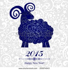 The card can be handmade or store bought as long as there's a sheep on the front and best wishes for a terrific year on the back. Description from swap-bot.com. I searched for this on bing.com/images