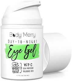 A cooling eye gel that may come to your aid on the puffiness front.
