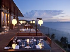 Conrad Koh Samui Resort and Spa, Thailand Hotel - Zest Patio