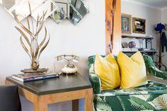 House Tour: A Couple's Adventurous California House   Apartment Therapy