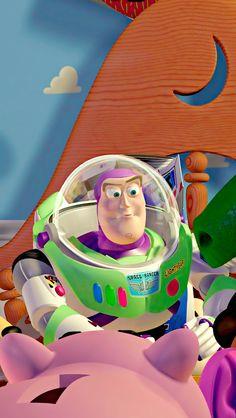 *BUZZ LIGHTYEAR ~ Toy Story, 1995