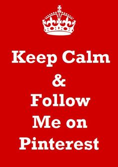 Hey guys! So I'm seeing that a lot of you guys really like my pins! And that means a lot to me! So thanx a bunch! But I also would like to say follow me! I'll keep posting the things you guys love and and you can get updates when I post something new! Thanx a bunch! Oh! And remember I follow for a follow!