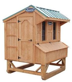 Chicken Coops | Leonard Buildings & Truck Accessories