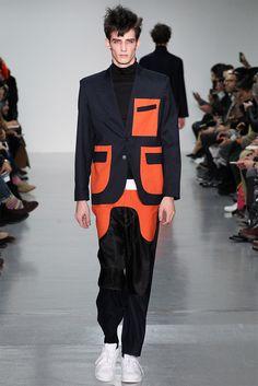 Agi & Sam Fall 2015 Menswear Fashion Show Collection: See the complete Agi & Sam Fall 2015 Menswear collection. Look 11 2015 Fashion Trends, Fashion Week 2015, Mens Fashion Week, Boy Fashion, Fashion Art, Fashion Brands, Winter Fashion, Fashion Show, Fashion Design