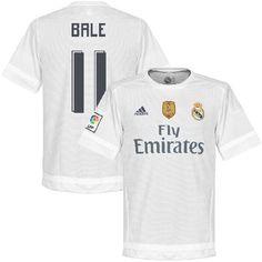 Adidas Real Madrid Home Bale Shirt 2015 2016 inc Club Real Madrid Home Bale Shirt 2015 2016 inc Club World Cup Patch (Fan Style Printing) - XL http://www.MightGet.com/february-2017-2/adidas-real-madrid-home-bale-shirt-2015-2016-inc-club.asp