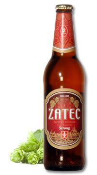 Žatec Strong - For the moment we would like to indulge in an extraordinary experience, something really special. Semi-dark lager color of winter sky just before dusk, that will surprise you with his strength and a smooth, rich flavor. Selecting several species of barley malts and using long maturation, we managed to brew a beer, that you always enjoy. All Beer, Beer Bar, Czech Beer, Winter Sky, Dusk, Brewery, Beer Bottle, Strength, Smooth