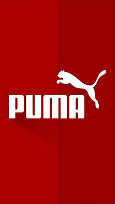 Logo - Everyone knows the Puma logo. Even without the name, it can be easily identified since the shape of the logo resembles a feline animal, specifically a Puma. Logo Design Inspiration, Creative Inspiration, Puma Wallpaper, Hamilton, Bubble Letters, Color Psychology, Red Logo, Sports Brands, Crates