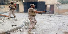 "Top News: ""LIBYA: Pro-Government Forces Corner Islamic State Fighters In Sirte"" - http://politicoscope.com/wp-content/uploads/2016/08/Forces-loyal-to-Libyas-UN-backed-government-Syria-News-790x395.jpg - Loyalist forces have been backed by US air raids for almost a month, amid international concern over the jihadists' growing influence.  on Politicoscope - http://politicoscope.com/2016/08/30/libya-pro-government-forces-corner-islamic-state-fighters-in-sirte/."