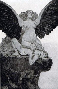 Valère Bernard, Le Sphinx